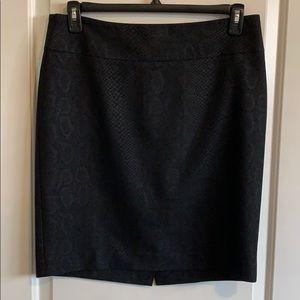 EXPRESS stretch skirt EUC